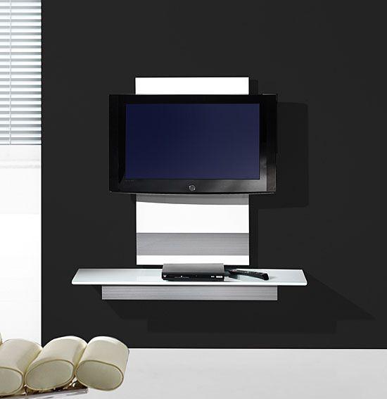 Mueble de TV Charm   Material: DM Densidad Media   Este mueble no contiene suporte de Tv. En caso de que usted desee que le colguemos la television debera comprar usted el soporte de la marca y modelo correspondiente y avisarlo a nuestro personal ir predos en la instalacion.Medida Estante: Alto 10 cms. Ancho 120 cms. Fondo 29 cms.Mueble realizado en Madera de DM lacado.Existe la posibilidad de realizar el mueble en los siguientes colores de acabados ver imagen 2.Para realizar un pedido…