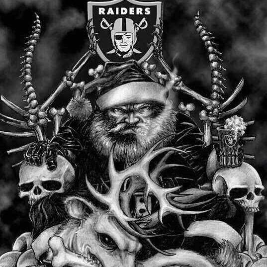 Oakland Raiders, Bad Santa, Raiders