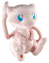 Boxshot: Pokemon Mew Plush in Bag by Tomy Corporation