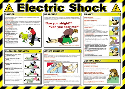 25 Unique Electric Shock First Aid Ideas On Pinterest