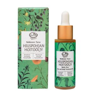 NEW ARRIVAL Hair and Scalp Treatment Oil Nettle & Peat soothes and treats dry and itchy scalp, strengthens and conditions hair.