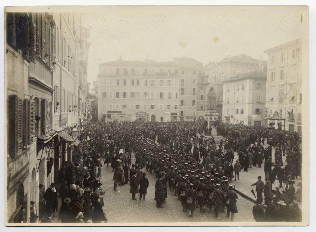 Campo de' Fiori 1910