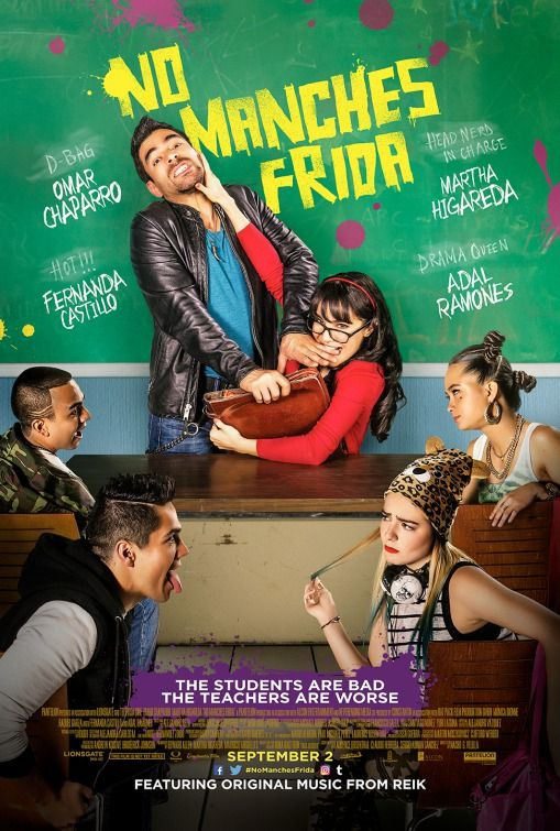 Movie Review 483 No Manches Frida 2016 Free Movies Online Movies Online Full Movies