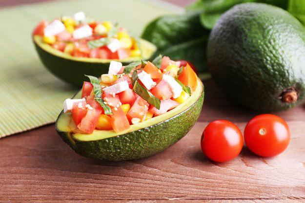 Девять оригинальных рецептов с авокадо   Четыре вкуса