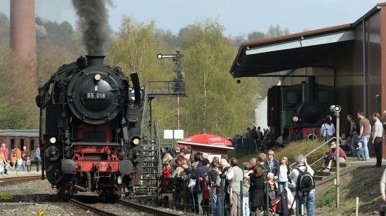 Eisenbahnmuseum, Dr.-C.-Otto-Straße 191 44879 Bochum
