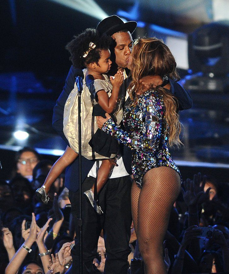 "Pin for Later: 60 Signs You're Obsessed With Beyoncé And when this happened at the VMAs, you were like, ""Love is alive! Please adopt me!"""