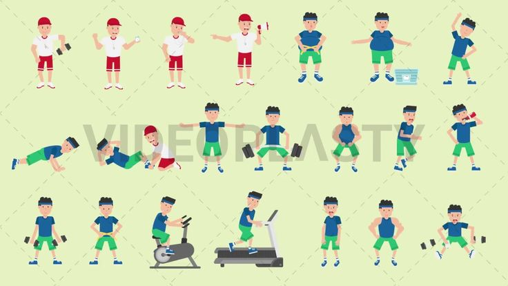 Download: http://ift.tt/2uJjixN  A full pack of 21 character actions of male fitness characters such as normal man working out a fat man and a coach. Each item is also sold separately. Includes:  - Coach Lifting Dumbbells - Coach Using a Stopwatch - Coaching Using a Whistle - Coach Yelling - Fat Man Measuring Waist - Fat Man On a Weighing Scale - Man Doing Pushups - Man Doing Situps - Man Doing Warmup Exercises - Man Doing Yoga - Man Drinking Water - Man Flexing Muscles - Man Jogging - Man…