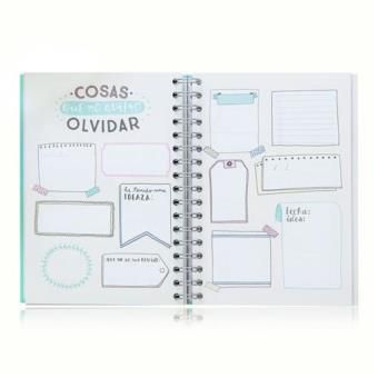 Agenda 2016 Mr Wonderful - 18 meses