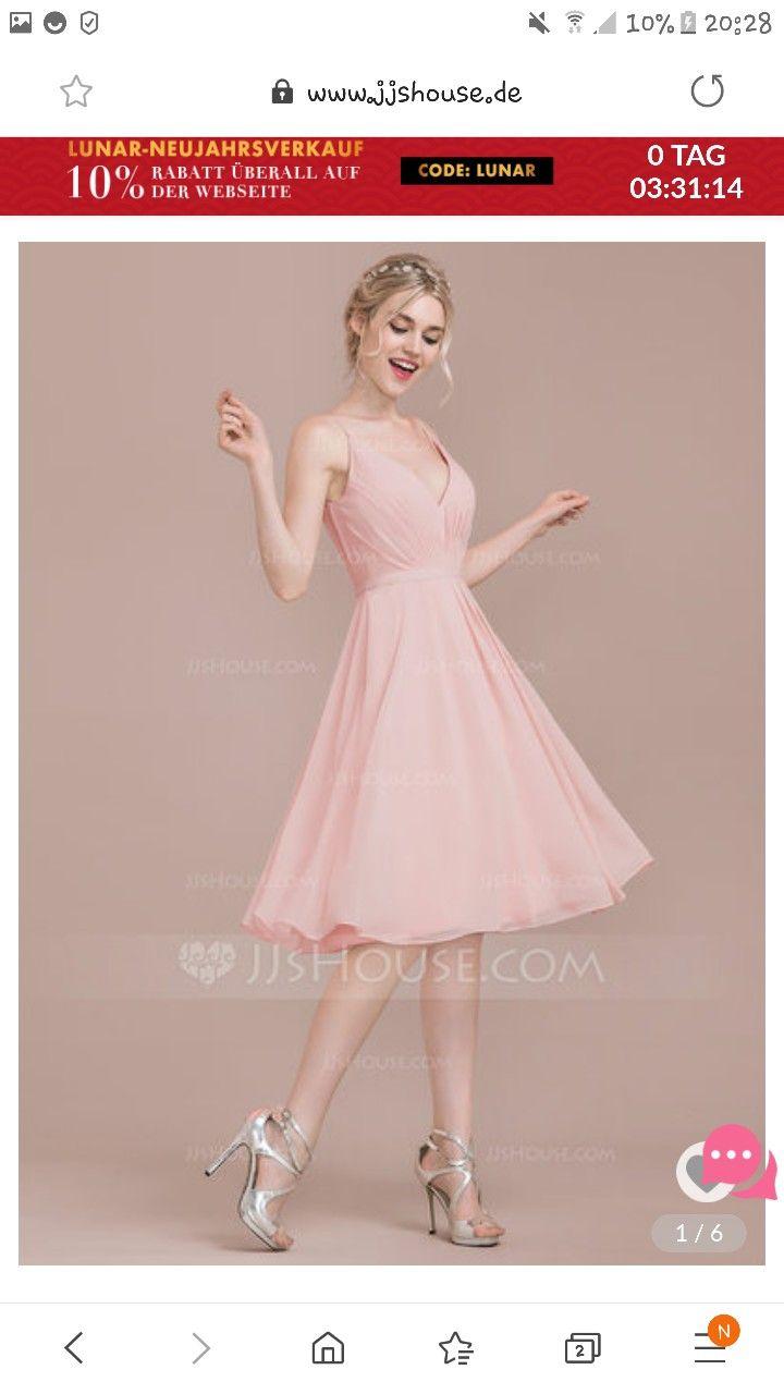 Ausgestelltes Kleid tüll in 15  Firmung kleider