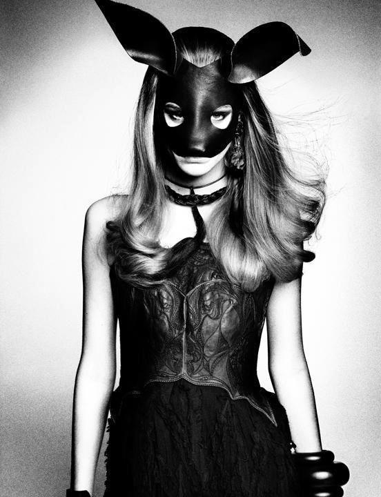 gotta do an animal mask