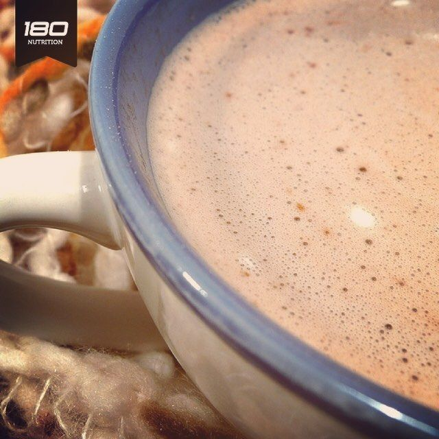 Have you had a healthy hot chocolate yet this winter... why not? 1 scoop 180…