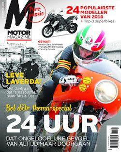 3x Motor Magazine € 15,-: Motor Magazine is het tweewekelijkse…