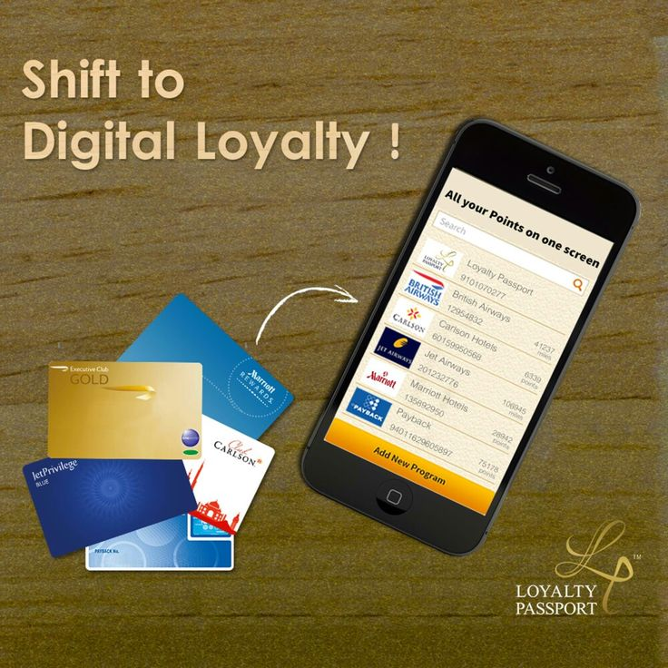 9 best Loyalty Passport App: The new Ewallet