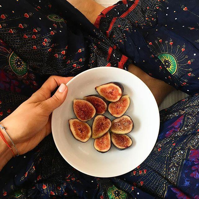 Sezon na świeże figi 😋👌🏻