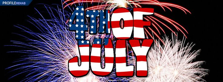 Cool July 4th Fireworks Images for Facebook - Facebook Cover Download