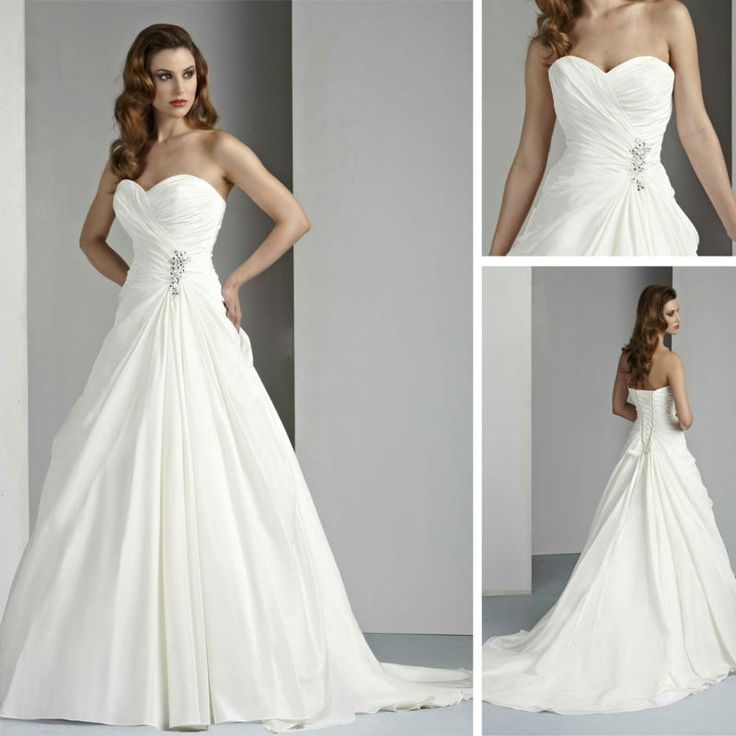 17 Best ideas about Wedding Dresses Under 100 on Pinterest ...