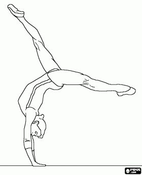 53 best coloring pages images on pinterest coloring pages gymnastics crafts and adult coloring