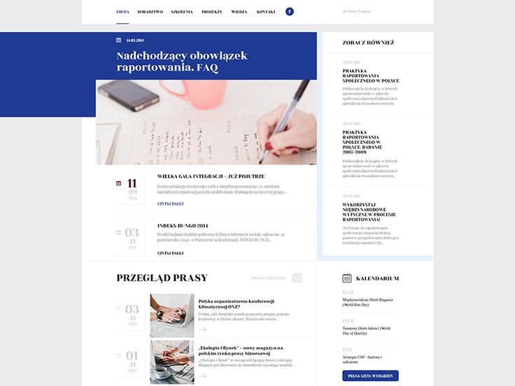 Web design (WIP)