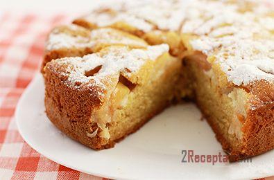 Английский яблочный пирог в мультиварке. Обсуждение на LiveInternet - Российский Сервис Онлайн-Дневников