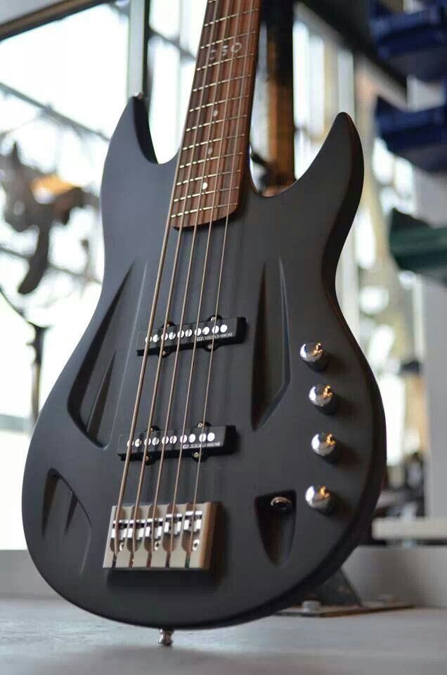 Gorgeous-ass bass!
