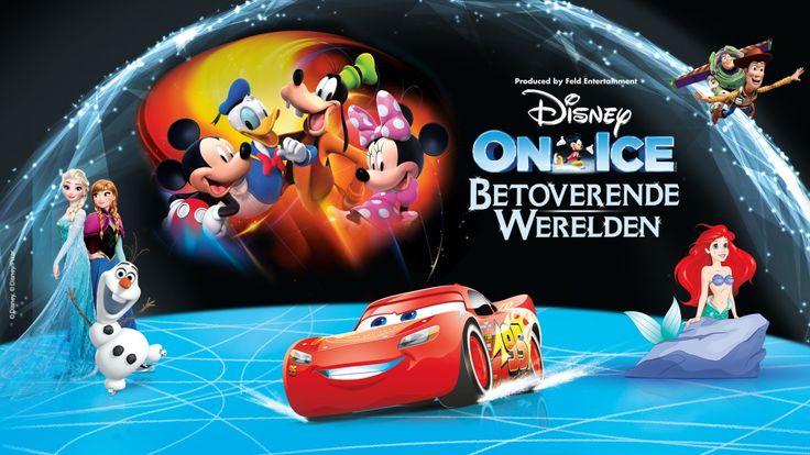 Winactie   Disney On Ice presenteert Betoverende Werelden