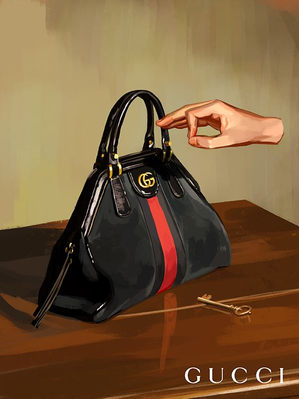 e8d32dc48d The RE(BELLE) medium top handle tote is crafted from suede with patent  leather trims. Subtle references to the House further enrich the sides of  the bag.