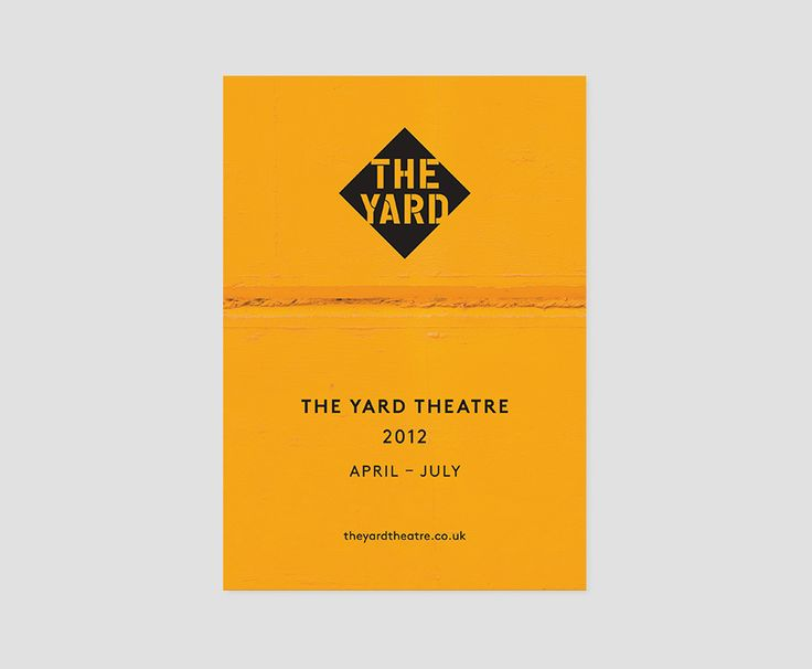 the yard programme cover