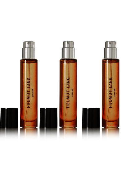 Helmut Lang - Cuiron Eau De Cologne - Italian Bergamot, Italian Mandarin Oil & Pink Peppercorn, 3 X 10ml - one size