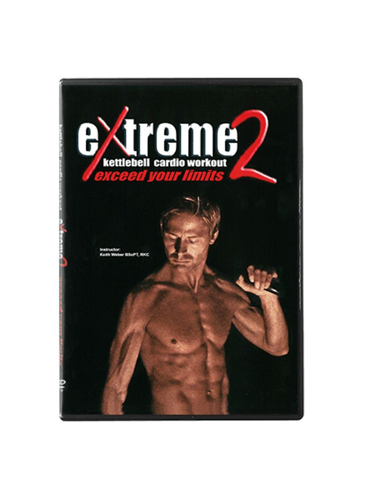 Extreme 2 Kettlebell DVD