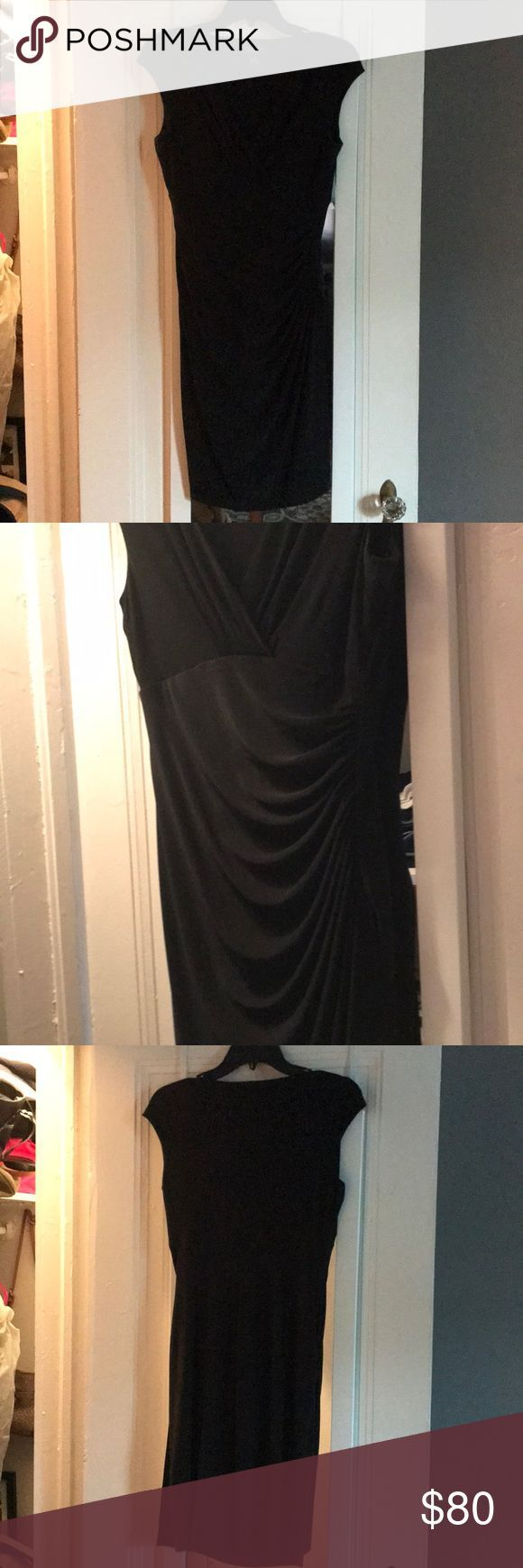 Ralph Lauren Cocktail Dress Worn once for a work event! Perfect condition littl…