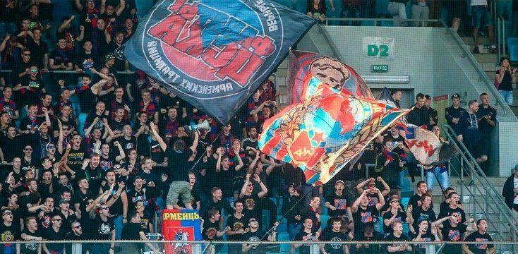 Αποδόσεις του αγώνα ΤΣΣΚΑ Μόσχας - Βόλφσμπουργκ