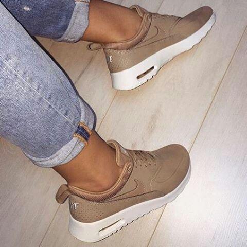 Nike air max thea premium in desert camo