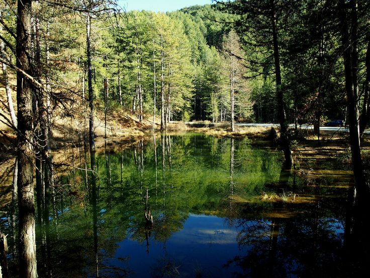 https://flic.kr/p/kHkAYf | Greveniti - Zorika lake | This awesome small lake is a small miracle! Its location is close to Greveniti village at eastern Zagorochoria, Ioannina.