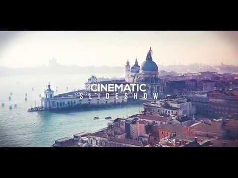 Cinematic Opener - Logo Animation Maker  | After Effect Template Videohive