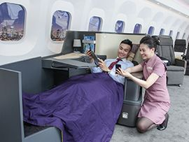 Book cheap CAL china airlines business class flights online now. Use the FareMachine deals to find the cheap CAL china airlines travel to your destination.