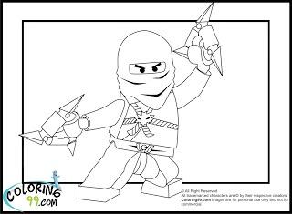 ninjago 2014 coloring pages - photo#29