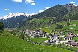 Neustift, Stubai Valley, Austria