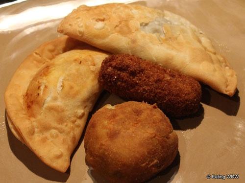 Bongos Cuban Cafe Express Window: Appetizers