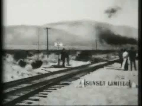 Sunset Limited Southern Pacific Railway 1898