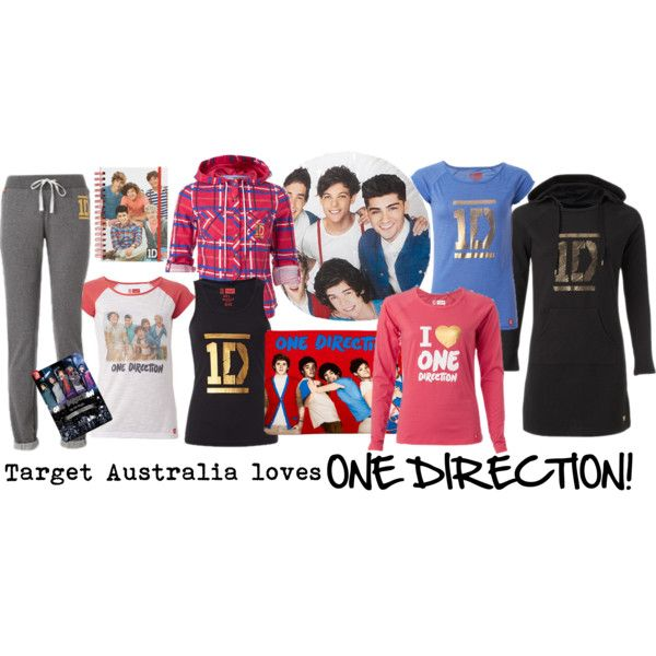 One Direction Product At Target Australia! By Katymilliken On Polyvore