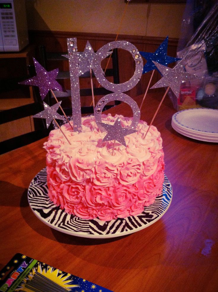 17 best images about 18th birthday party for girls on for 18th birthday cake decoration