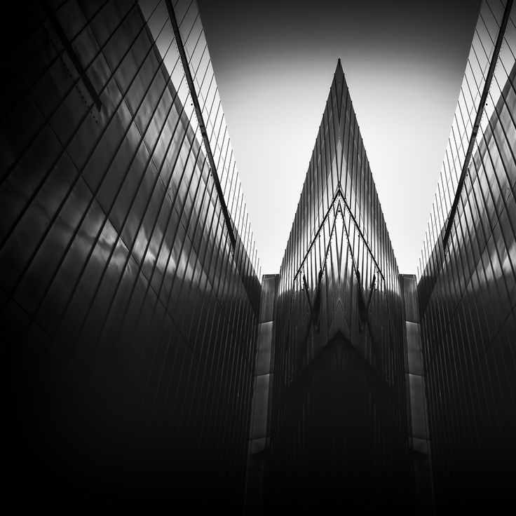 Entrance To Section B by Alexandru Crisan on Art Limited