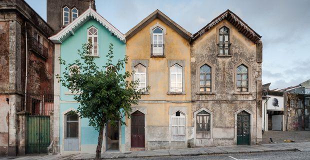 Chalé das Três Esquinas by Tiago do Vale - A unique restoration in Portugal