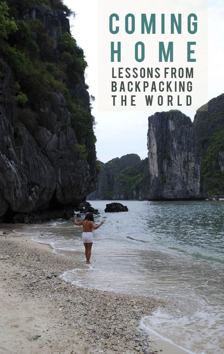 7d4ef53fe1 Coming Home  Life Lessons from a Year Spent Backpacking Round the ...