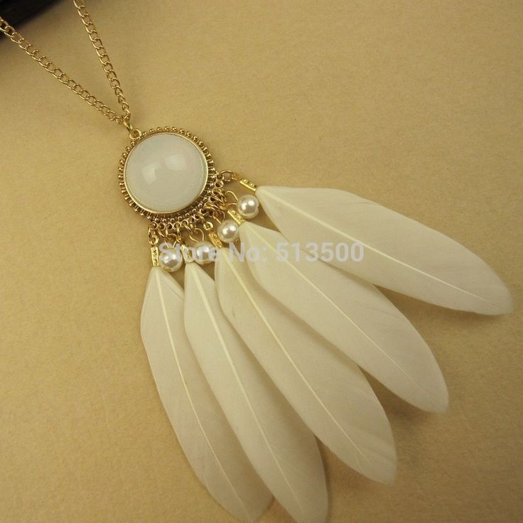 Fashion Style Native American Feather Necklaces of Dream Catcher Whosale Price Cheap