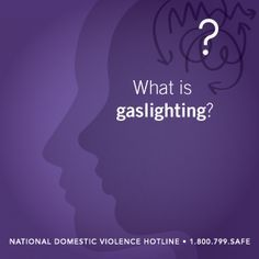 Gaslighting is a very effective form of emotional abuse. This is one of our most popular blog posts because so many people experience this type of abuse. Read on to learn some of the signs: