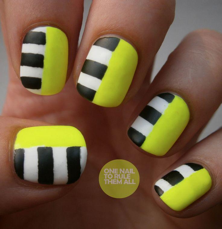 Neon & Stripes