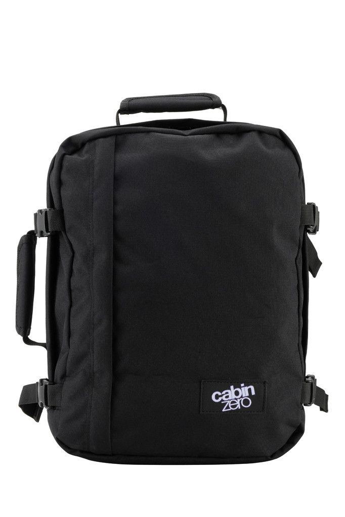 Classic 28L - Ultra light Cabin Bag - Absolute Black