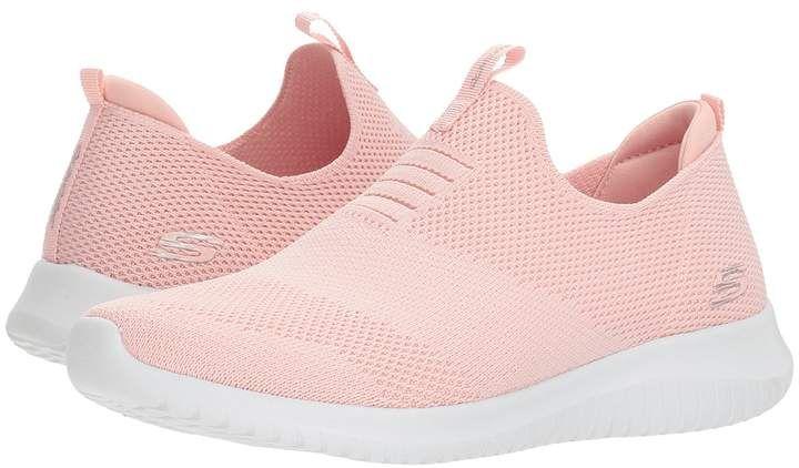 Skechers Ultra Flex First Take In 2020 Skechers Fabric Shoes
