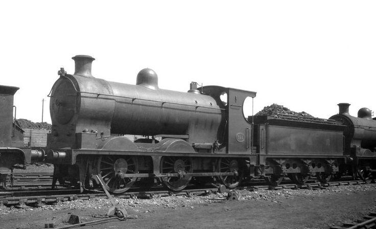 Caledonian Railway 'Pickersgill' 300 class  0-6-0